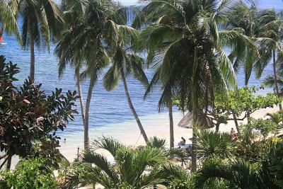 Photo of beach off Coco Beach resort
