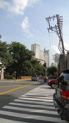 Photo of Paseo de Roxas street