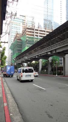 Photo of Dela Rosa street