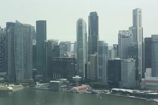 Photo of the Singapore CBD
