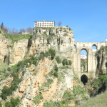 Photo of a bridge in Ronda