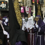 Photo of the Santa Semana procession in Malaga